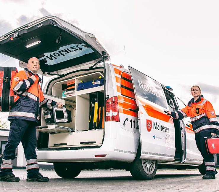 Malteser Rettungsdienst
